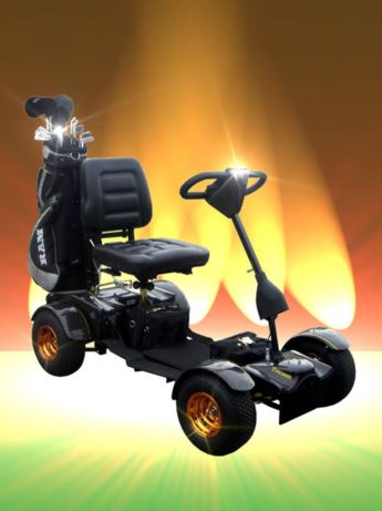 Tycoon scooter