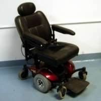 Pronto powerchair